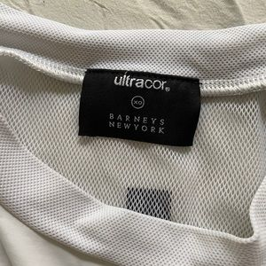 Ultracor white tee (small)